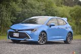 2019 Toyota Corolla Hatchback pictures