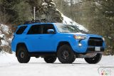 2019 Toyota 4Runner TRD Pro pictures
