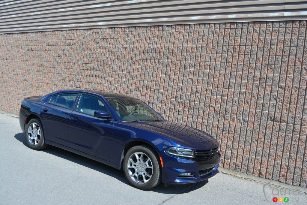 2016 Dodge Charger Sxt Plus Is An American Swiss Army