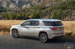 Introducing the 2021 Chevrolet Traverse