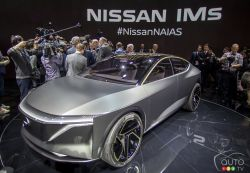 The new Nissan IMs concept