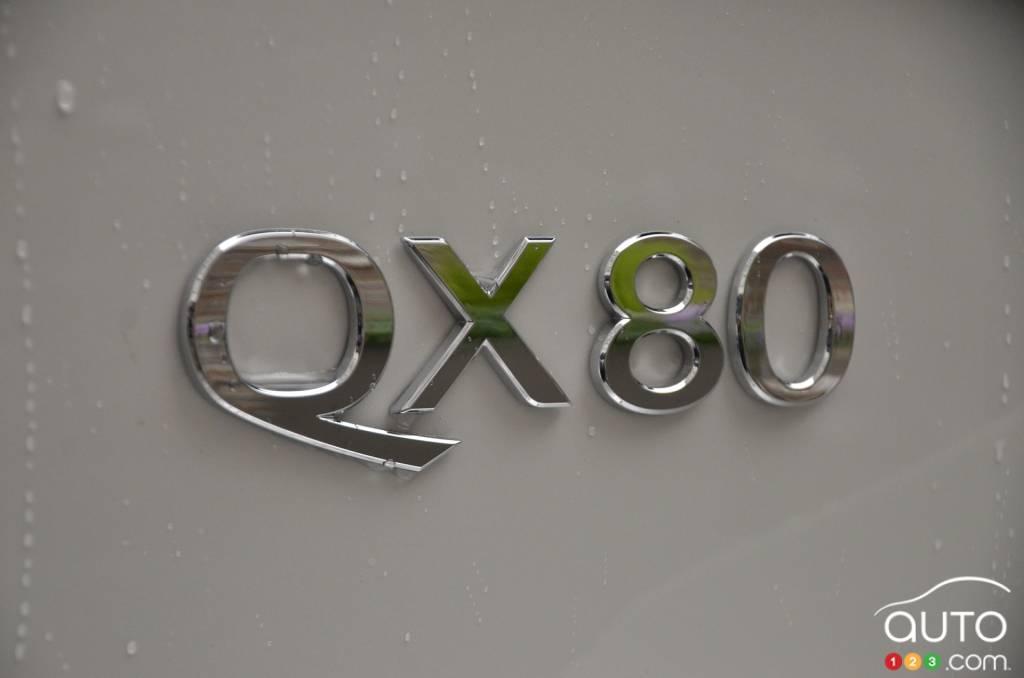 Infiniti Qx80 2018 Essai Et Prix Essais Routiers Auto123