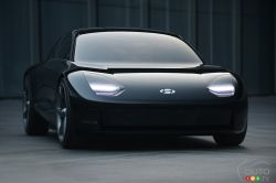 introducing the Hyundai Prophecy concept
