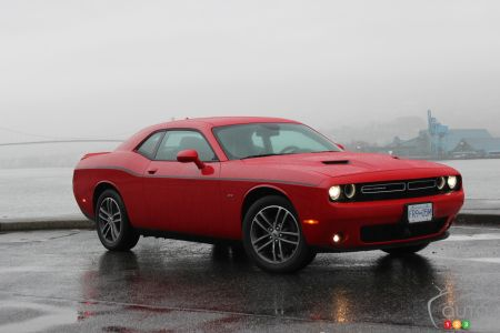 2018 Dodge Challenger GT AWD pictures