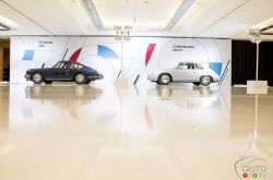 Porsche 70 years exhibit