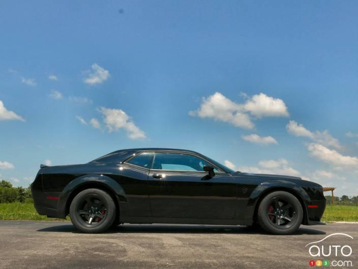 Honda Dealership Indianapolis >> The 2018 Dodge Challenger SRT Demon and other SRT beasts ...