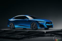 Introducing the Acura Type S Concept
