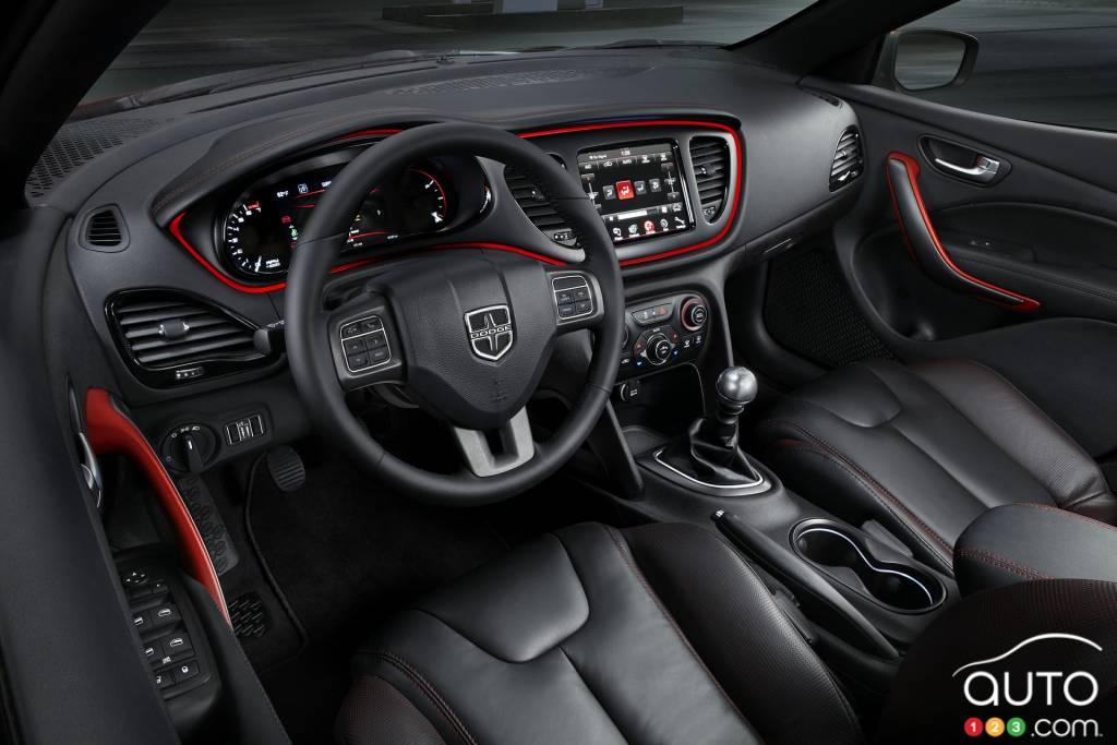 2015 Dodge Dart Gt Review Editor S Review Car Reviews Auto123