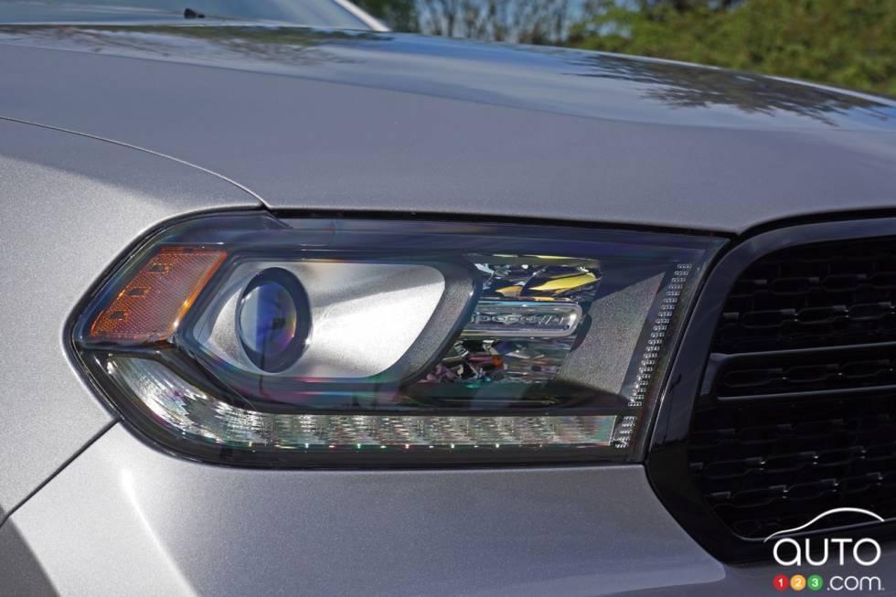 2016 Dodge Durango Sxt Headlight