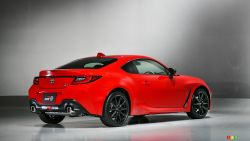 Introducing the 2022 Toyota 86