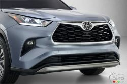 Introducing the 2020 Toyota Highlander