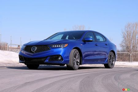 Photos de l'Acura TLX 2020