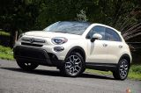 2019 Fiat 500X 1.3L turbo pictures