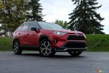 Photos du Toyota RAV4 Prime 2021