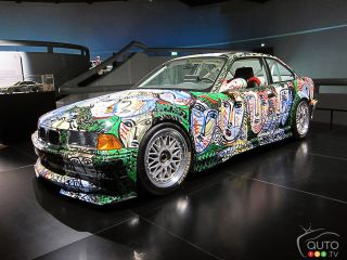 BMW Museum in Munich pictures