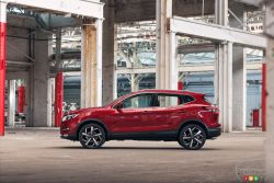 Introducing the 2020 Nissan Qashqai