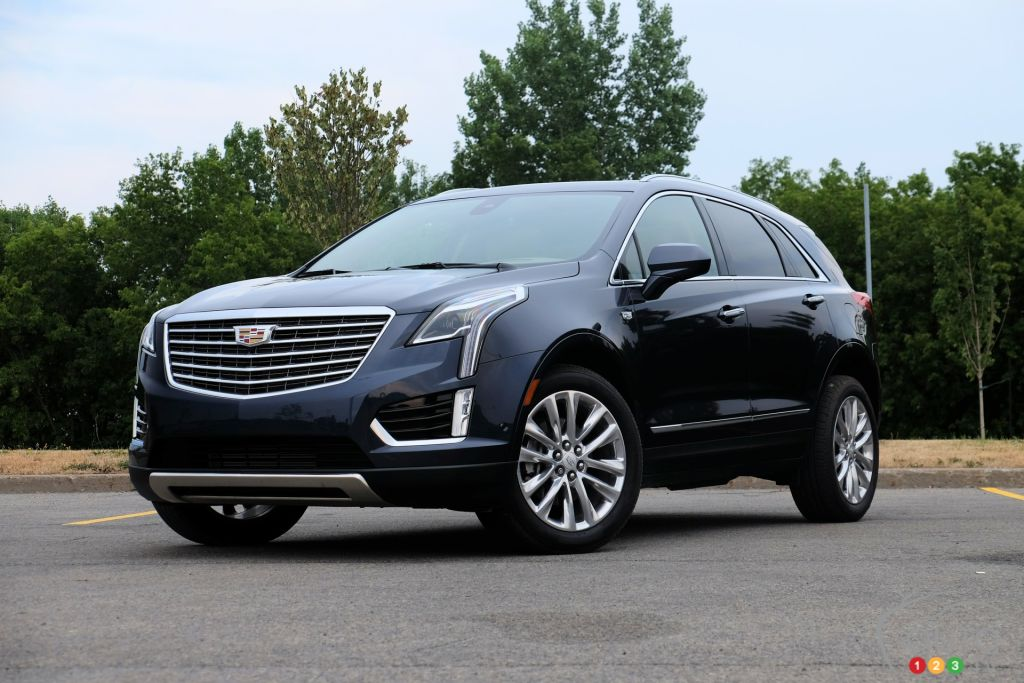 Review Of The 2018 Cadillac Xt5 Luxury Suv Car Reviews