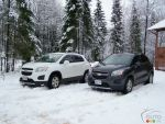 Photos du Chevrolet Trax 2013
