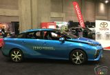 The Montreal Electric Vehicle Show pictures