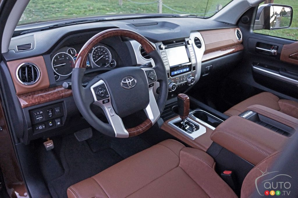 2018 Toyota Tundra 1794 Edition Car Release Date Price