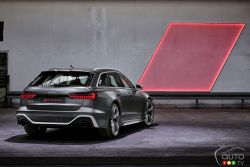 Introducing the 2020 Audi RS 6 Avant