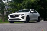 2020 Cadillac CT4-V pictures