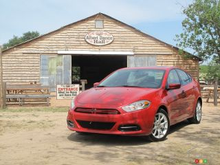 2013 Dodge Dart photo gallery