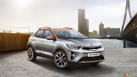 All-new Kia Stonic pictures