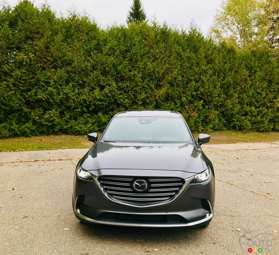 2019 Mazda Cx 9: Photos Du Mazda CX-9 2019