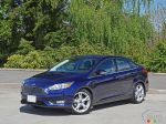 Photos de la Ford Focus Titanium 2016