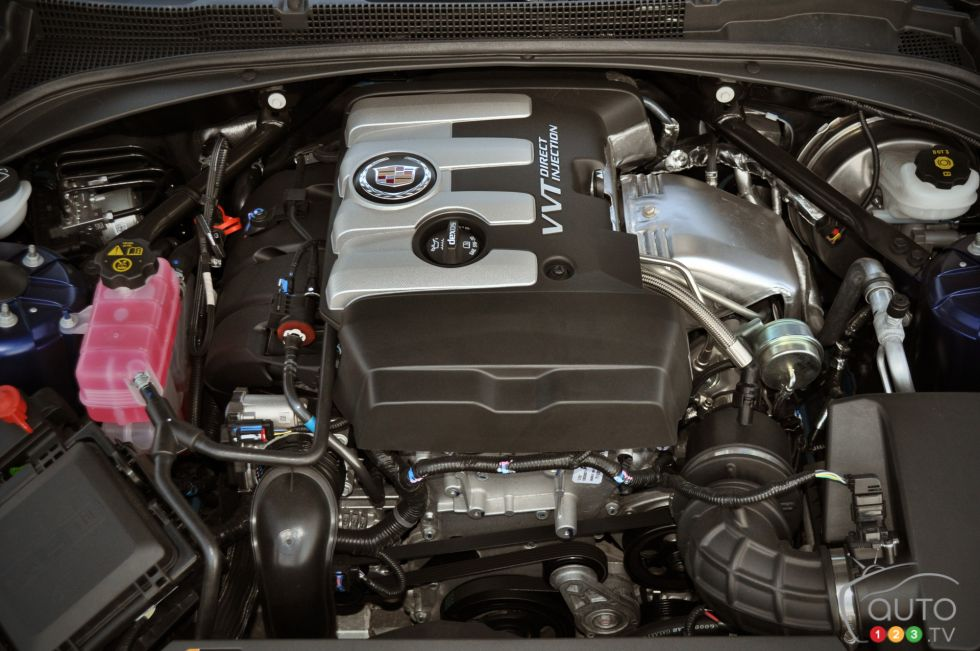 2013 Cadillac Ats 2 0 L Turbo >> 2013 Cadillac Ats Turbo 2 0l Pictures Photo 14 Of 17 Auto123