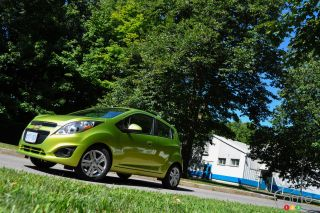 2013 Chevrolet Spark pictures