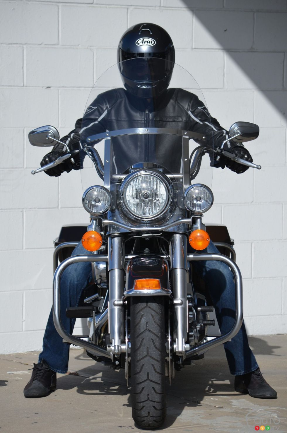 2013 Harley Davidson Road King 110e Anniversaire Pictures