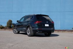 We drive the 2019 Volkswagen Tiguan