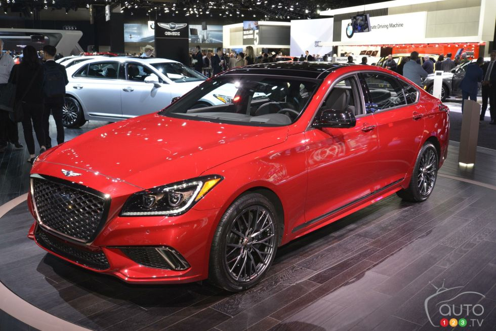 The Top New Vehicles At Detroit 2017 Auto123