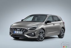 Introducing the 2021 Hyundai i30