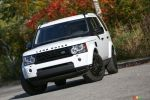 Photos du Land Rover LR4 2013