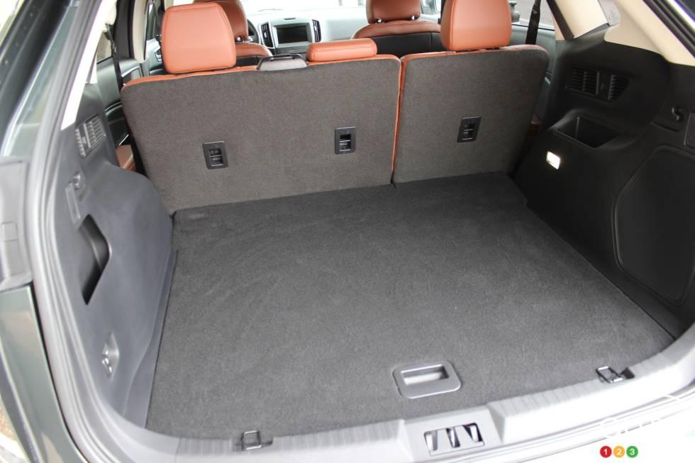 photos de la ford edge sport 2015 auto123. Black Bedroom Furniture Sets. Home Design Ideas