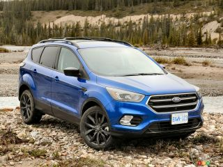 2017 Ford Escape photos