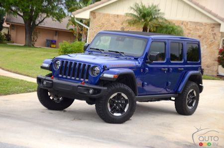 2020 Jeep Wrangler Diesel pictures