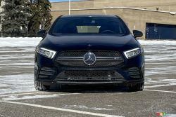 Introducing the 2021 Mercedes-Benz A 35 AMG Hatch