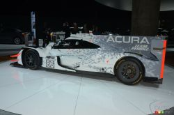 Acura NSX Race Car
