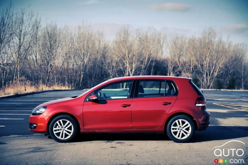 2011 Volkswagen Golf Tdi Pictures Auto123