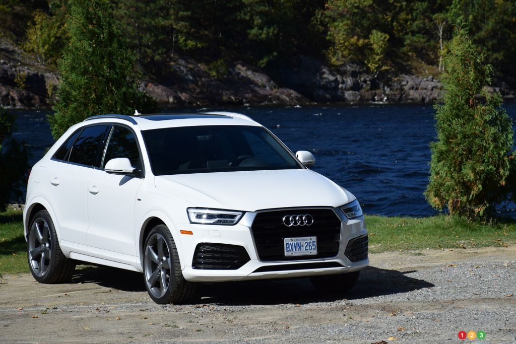 2016 Audi Q3 Quattro Technik Review Car News Auto123
