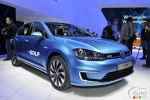 2015 Volkswagen e-Golf pictures at the Detroit auto-show