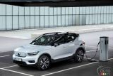 2021 Volvo XC40 Recharge pictures