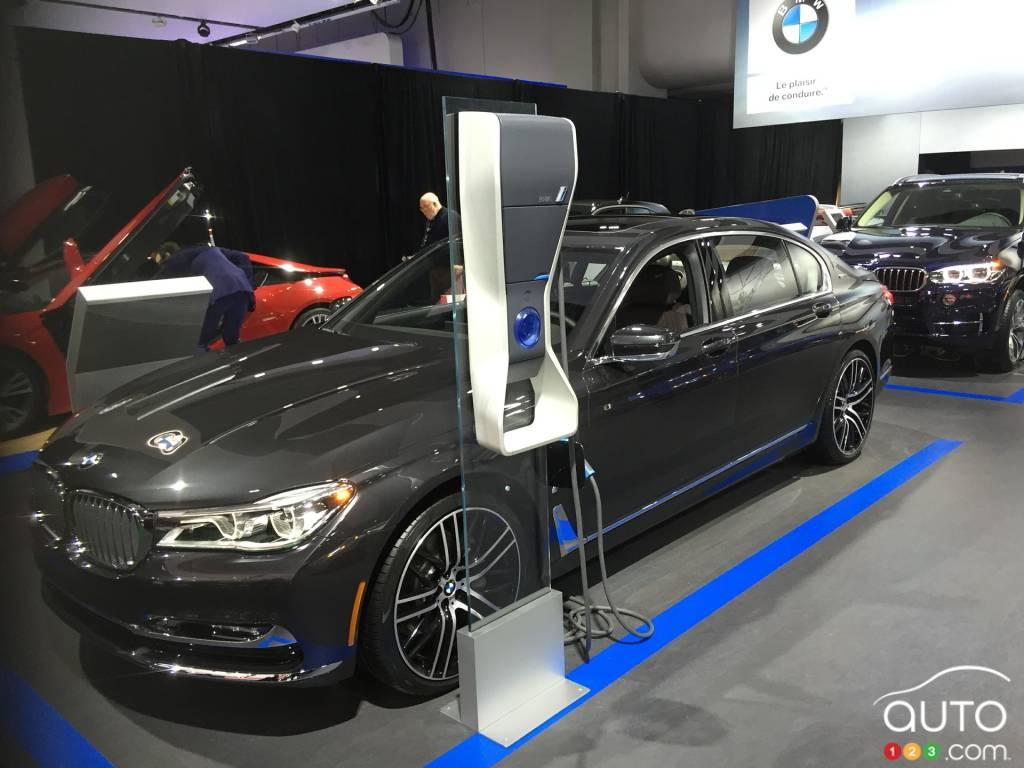 Le salon de l auto de montr al 2017 en images actualit s - Salon de l auto de montreal ...