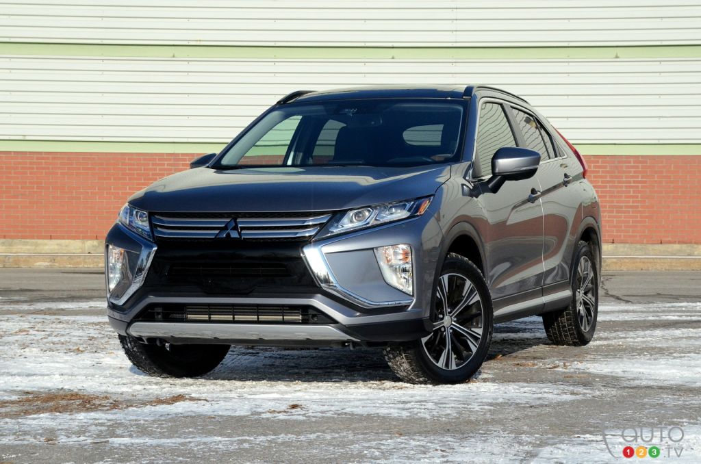 2018 Mitsubishi Eclipse Cross review | Car Reviews | Auto123