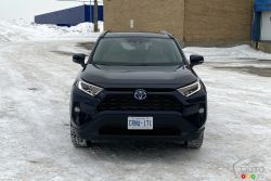 We drive the 2021 Toyota RAV4 Hybrid