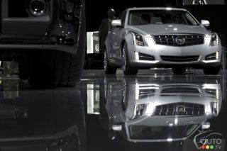 2013 Cadillac ATS pictures